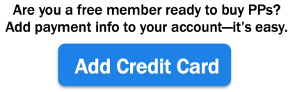 Add a credit card to your account
